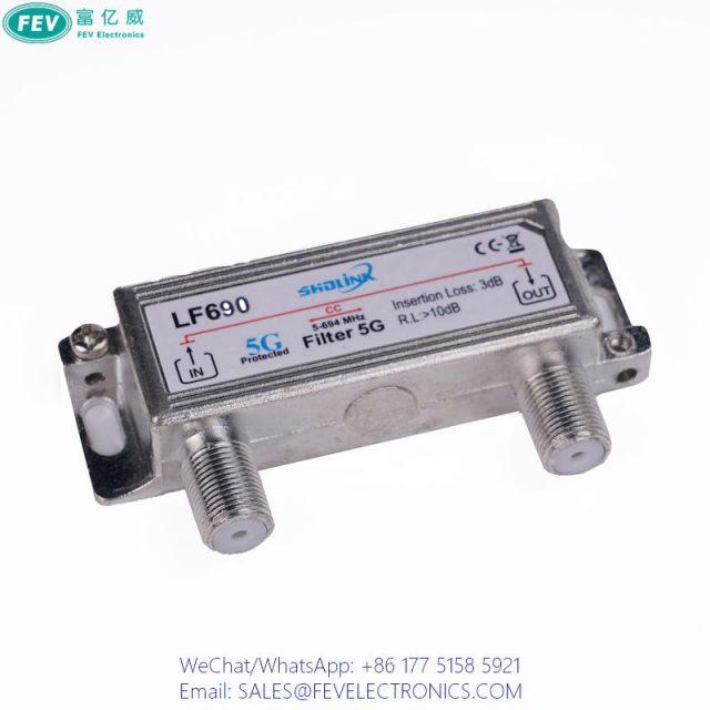 CATV SAT 5G Filter FEV-SP105