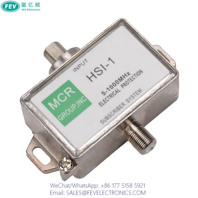 CATV Electrical Protection FEV-SP111