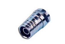 F Male Connector for RG58 RG59 RG6 3C2V Coax Cables